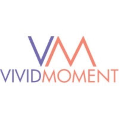 vivid moment logo